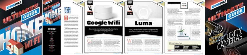 Network World magazine :: THE ULTIMATE GUIDE