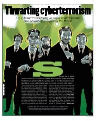 Network World magazine :: THWARTING CYBERTERRORISM