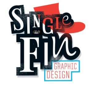 Single Fin Graphic Design