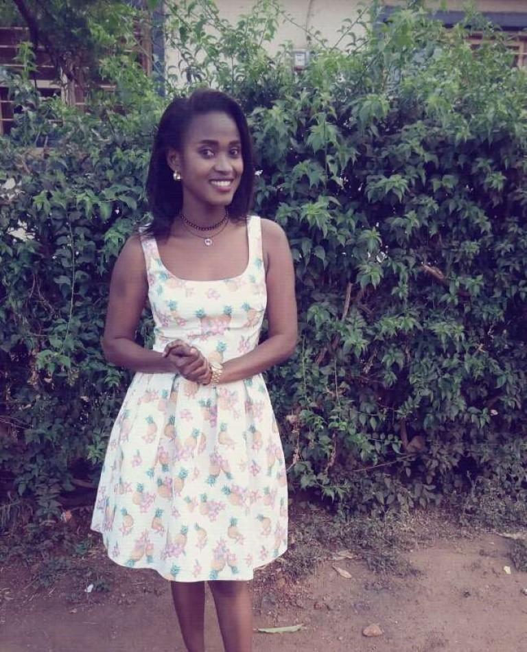 Kenyan Girl – Mukondi