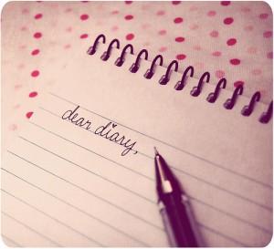 dear diary, el blog del single