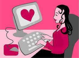Ligando por internet, blog del single