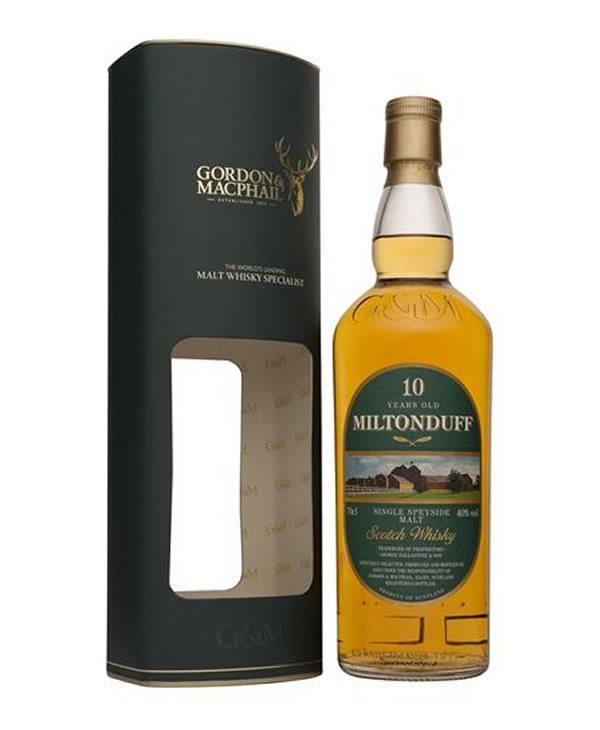 Miltonduff 10yo Single Malt Whisky
