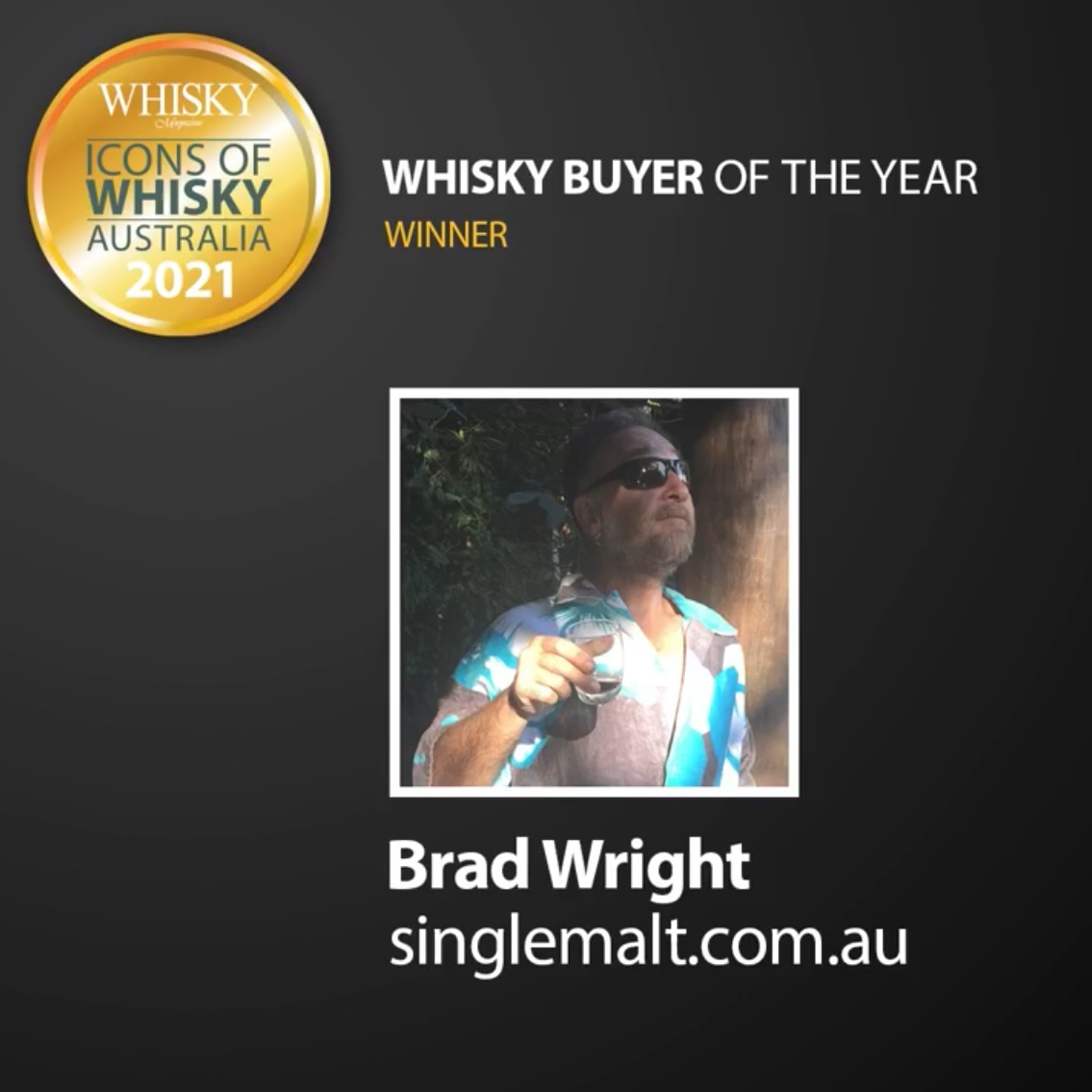 Icons of Whisky Awards Australian Whisky Buyer of the Year