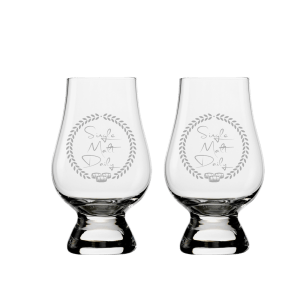 2 Glencairn Glasses