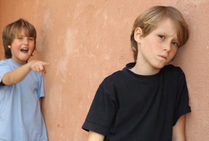 Bullying Helps forming character and values, positive bullying; Boy is Bullied