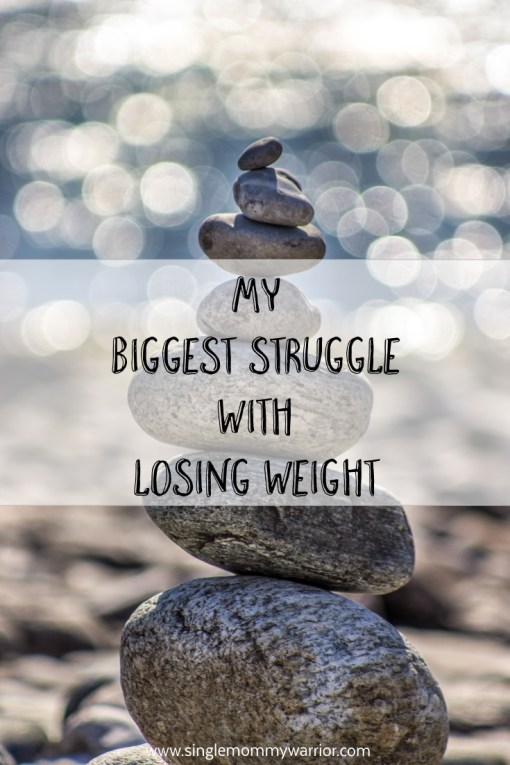 Finding balance when losing weight can be tricky
