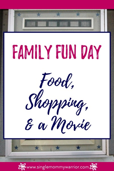 Family Fun Days are the best! Check out our latest mini adventure