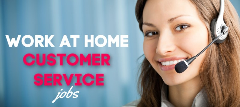 Several different companies hire for home-based customer service jobs. All you need is a phone, a computer, and an eagerness to learn and help others.  Here are some of the best work from home customer service jobs to choose from.