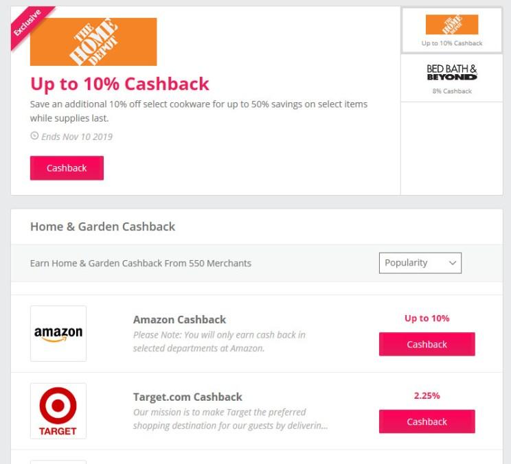 Christmas savings hack - use topcashback