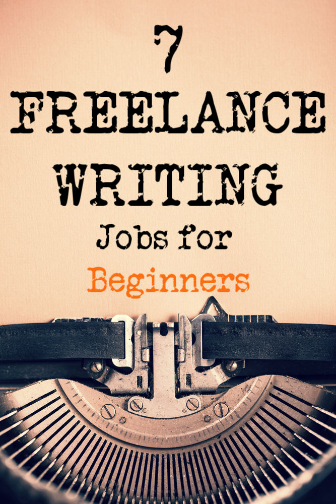 If you're new to freelance writing finding jobs can feel intimidating. Here are seven freelance blogging jobs for beginners to get you started.
