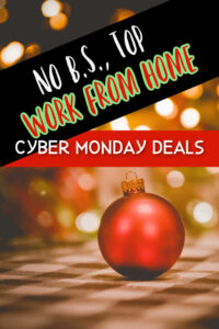 Best work from home Cyber Monday deals.