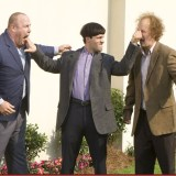THE THREE STOOGES :  MOE: Q&A WITH CHRIS DIAMANTOPOULOS