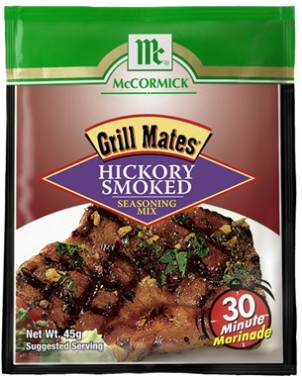 """""""A la Pobre"""", which means """"of the poor"""", is a funny name for a dish rich in taste and flavor to add on your favorite grilled meat or beef, pork and chicken with McCormick Steak a la Pobre Seasoning Mix.  The distinct taste of garlic, soy sauce and other special herbs and spices is captured to provide you the exact taste of """"a la Pobre"""" cooking style"""