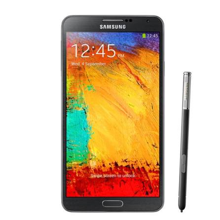 Samsung Note 3 Jet Black