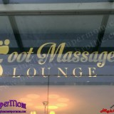 Foot Massage Lounge give that extra pampering