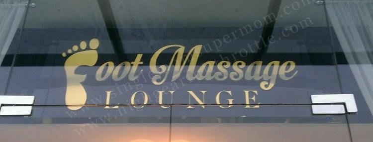 Foot Massage Lounge