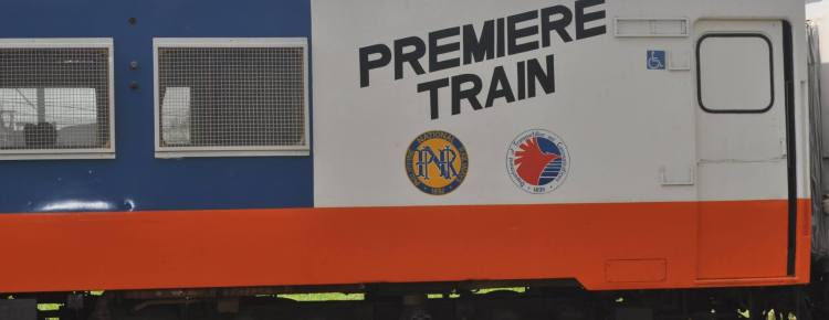 PNR Premiere Commuter Train