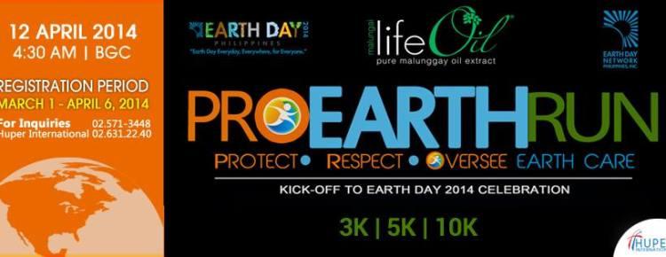 Pro Earth Run