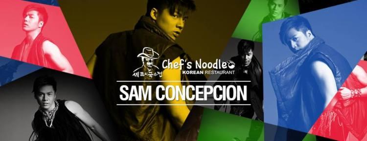 Sam Concepcion and Chefs Noodle
