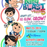 Baby Blast Year 5 Go, Glow and Grow