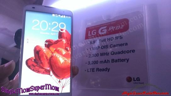 LG G Pro 2 b