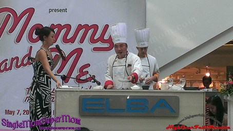 Melaware MOmmy and Me cooking demo 3