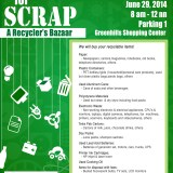 Greenhills Shopping Center to hold recycler's bazaar