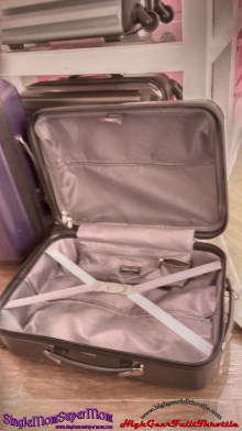 Lock & Lock Travel Zone Luggage b