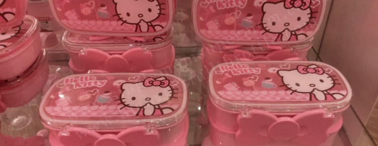Hello Kitty Collection Lock & Lock p