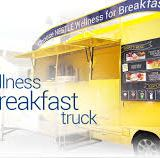 Nestle Wellness Breakfast Truck offers FREE Breakfast
