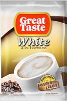 Great Taste White Smooth and Creamy