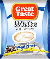 Great Taste White Sugarfree