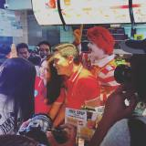 McDonalds National Breakfast Day giving 100 McMuffin organizations