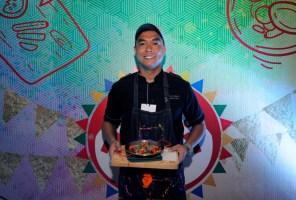 Funlasang Pinoy Twist Fest Champion Danilo Puga II