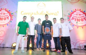 UFS awards first-ever Funlasang Pinoy Twist Fest Champion