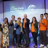FWD Philippines Blaze a Trail in the Arctic