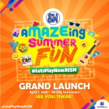 SM Supermall Learn and have fun this summer