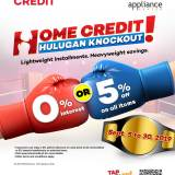 Home Credit Hulugan Knockout – Lightweight Installments