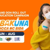 Shopee and the Department of Health Team Up to Encourage Filipinos to Get Vaccinated