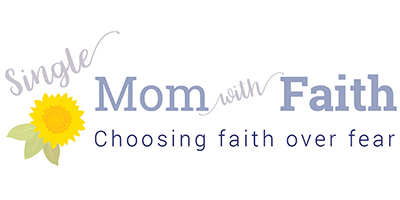 Single Mom with Faith Logo