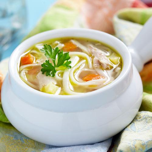 súp cho mẹ bầu tránh cảm cúm