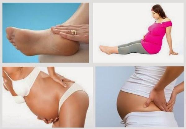 Giam dau hong khi mang thai