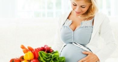 Chế độ ăn uống cho bà bầu