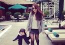 Hạnh phúc nhỏ nhoi của những người người mẹ đơn thân nổi tiếng