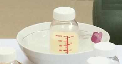 Nuôi con khoẻ: Phương pháp chuẩn để hâm nóng sữa mẹ