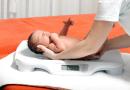 Cân nặng trẻ sơ sinh từ 0 đến 24 tháng tuổi