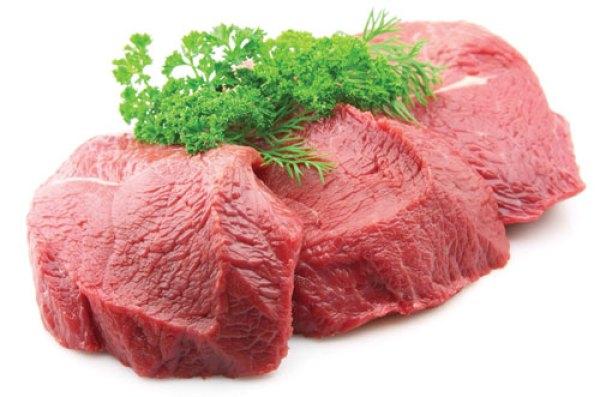 Bà đẻ ăn thịt bò