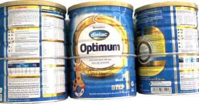 """Sữa Dielac Optimum """"nâng đỡ"""" hệ tiêu hóa trẻ nhỏ"""