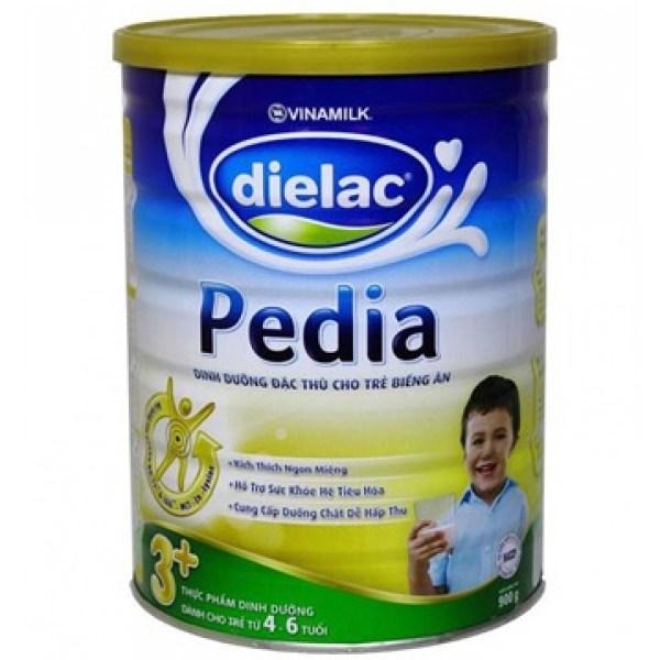 Sữa Dielac Pedia - Giải pháp dinh dưỡng đặc thù cho trẻ biếng ăn Việt Nam